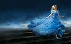 Image of Cinderella: A Disney film in 2015. Image source: www.bagogames.com