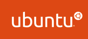 Ubuntu logo: It is made up of a custom designed font (wordmark), carefully spaced with a re-drawn 'Circle of Friends' placed within a roundel.