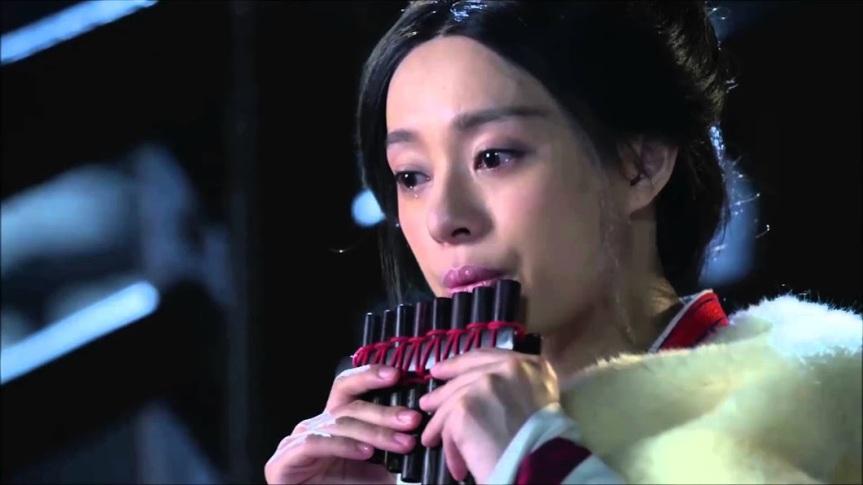 羋月傳 配樂 - 楚國情歌 排蕭演奏
