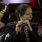 """The United States Army Field Band performs """"Battle Hymn of the Republic"""""""