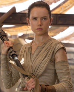 Star Wars, The Rise of Skywalker: Rey by Daisy Ridley